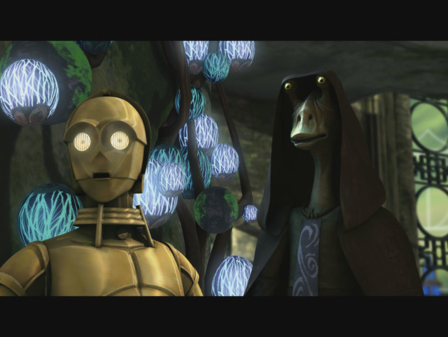 Bombad Jedi Episode Gallery
