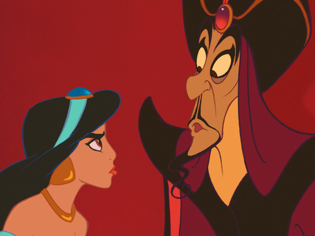 When it comes to Jafar, Jasmine knows how to stand up for what she believes in.
