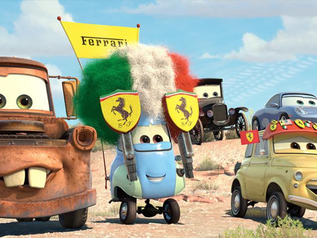 Cars  Cinemagic