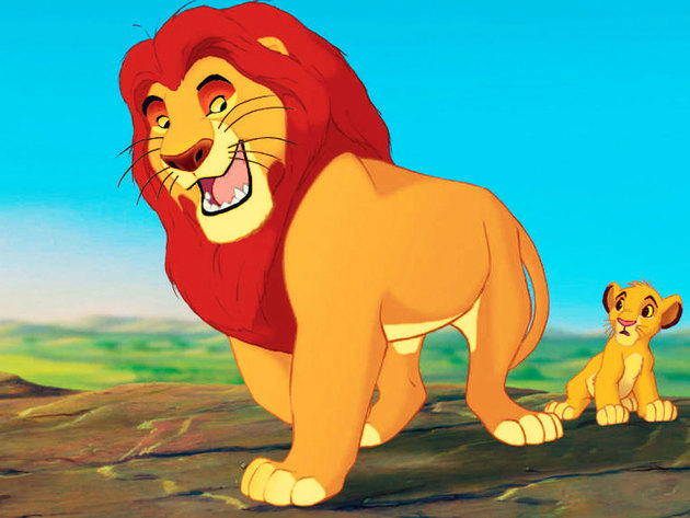 Mufasa teaches Simba about what it takes to be king.