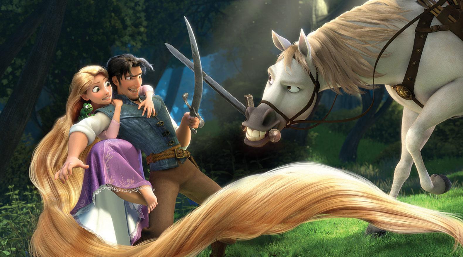 Königreich Von Rapunzel Neu Verföhnt