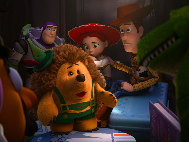 Toy Story 3 Toys Day Care Dash : Meet the toys gallery toy story