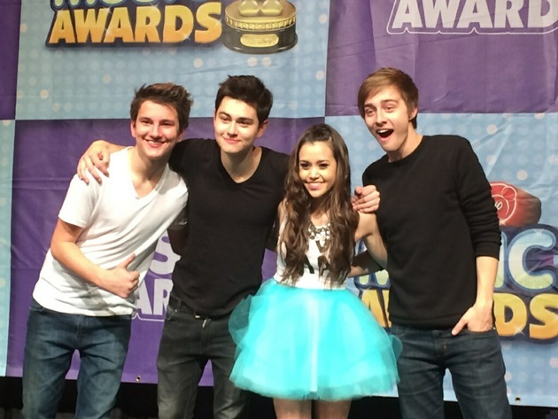 Before You Exit and Megan Nicole