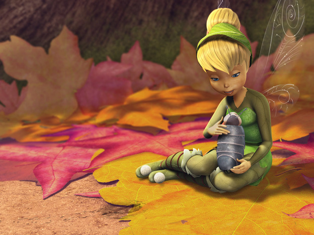 Tinker Bell makes some new friends who help boost her spirits.