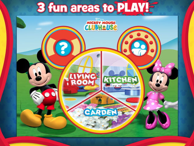 Mickey Mouse Clubhouse Colour And Play Gallery Disney