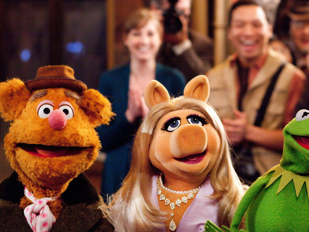 They may not have raised enough money to save their studio, but the Muppets' fans love them anyways!