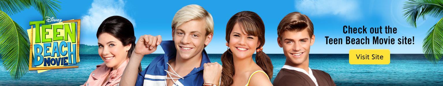 Teen Beach 2 | Disney Channel | Singapore