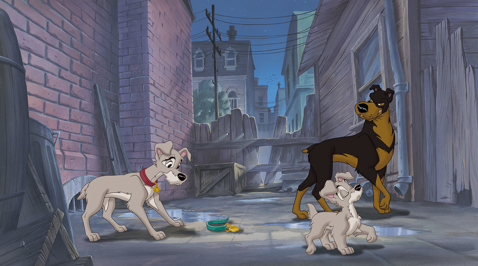 Lady and the Tramp 2 Gallery