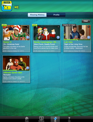 WATCH Disney XD Gallery
