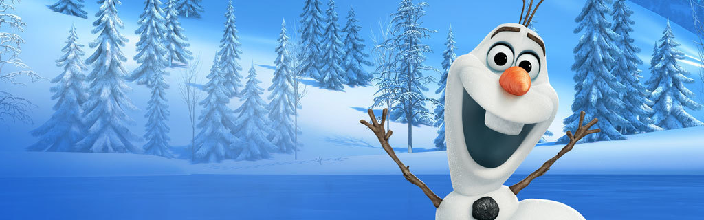 Frozen - Character Page - Olaf