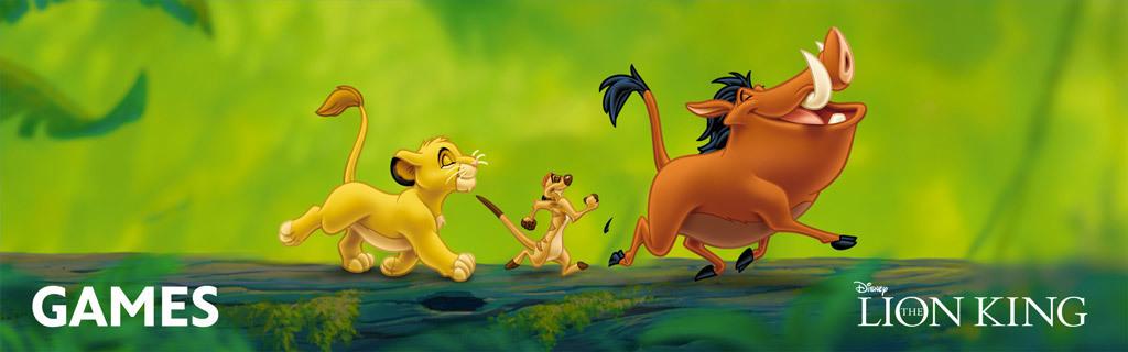 Lion King Games Hero