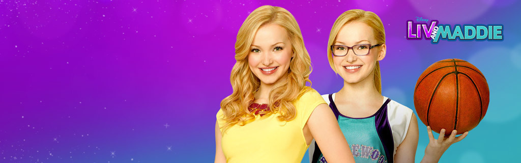 Liv and Maddie 2 - Disney Channel Homepage Hero