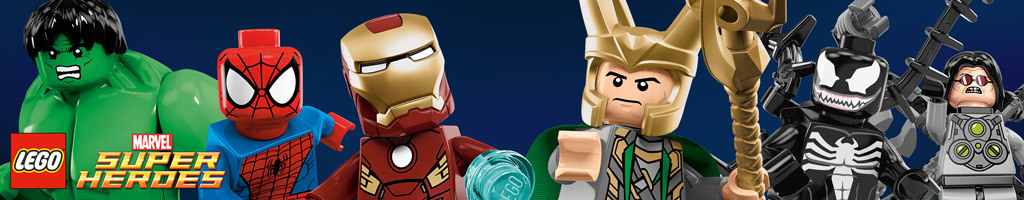 Lego Marvel Hero