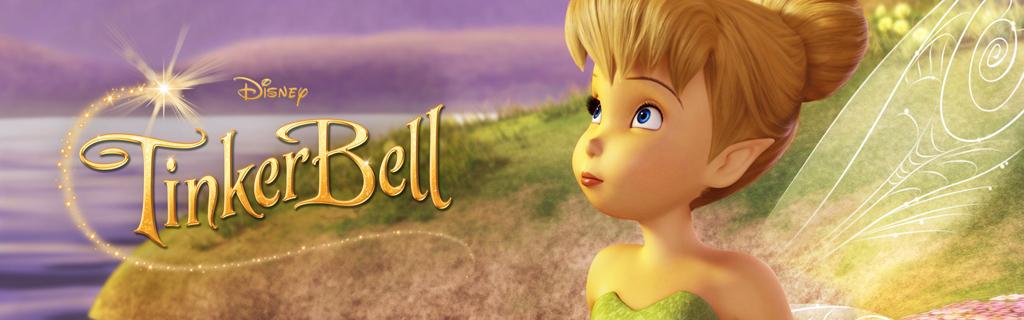 Tinker Bell Movie - Movie Page Hero