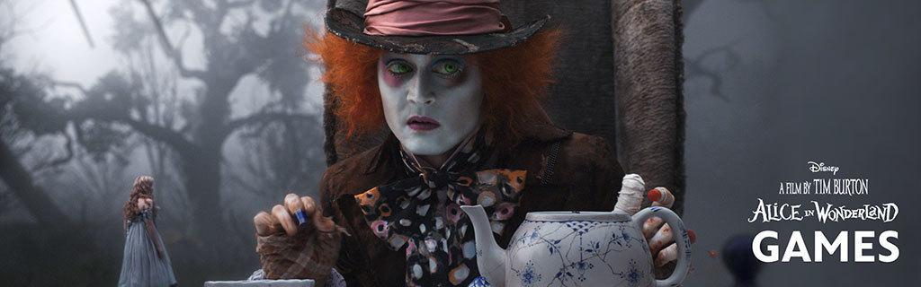 Alice in Wonderland - Games Hero