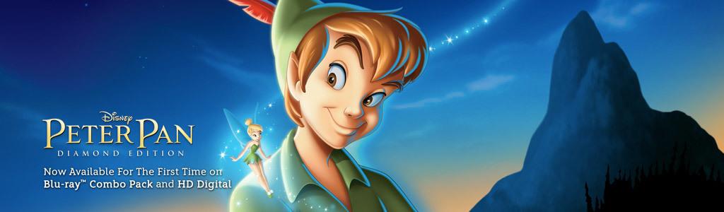 Peter Pan games hero