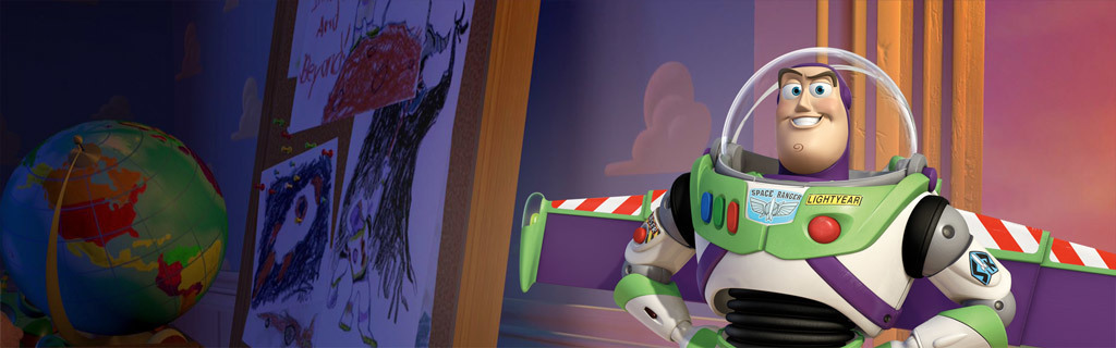 Toy Story Buzz Hero