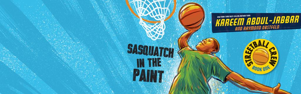 Sasquatch in the Paint Hero