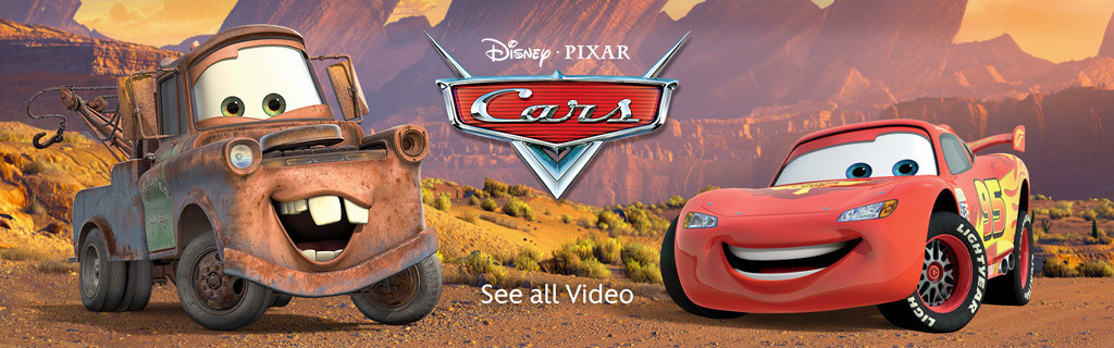Cars Video Homepage Hero Non Cars World