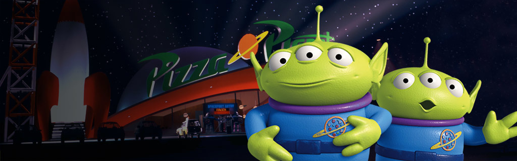 Toy Story Aliens Hero