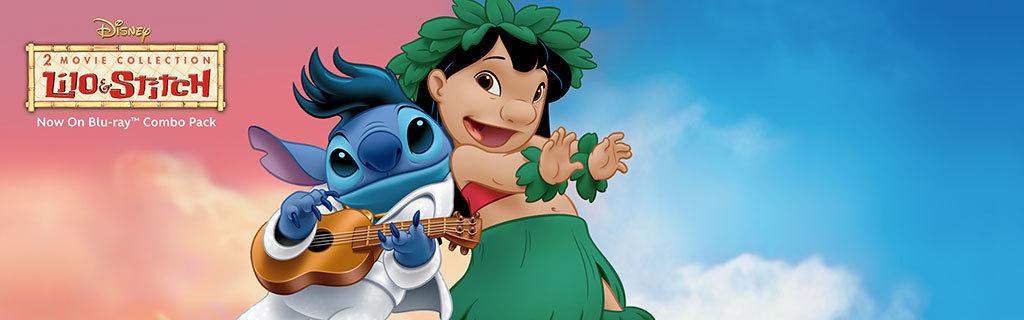 Lilo and Stitch - 2-Movie Collection - Catalog Hero