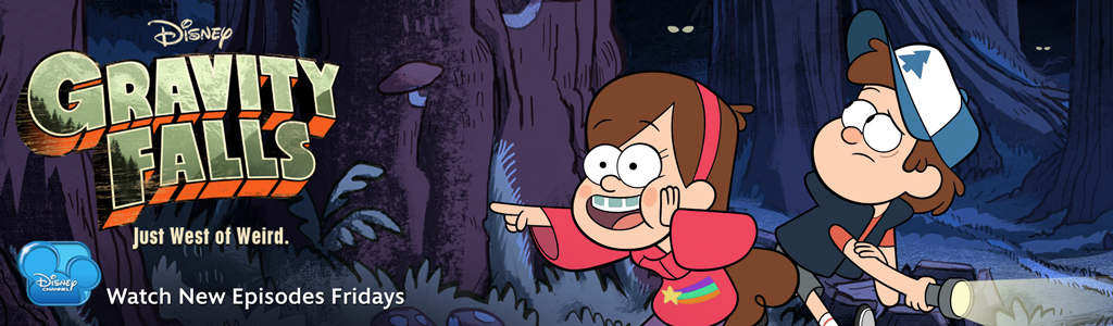 Gravity Falls - Video Home
