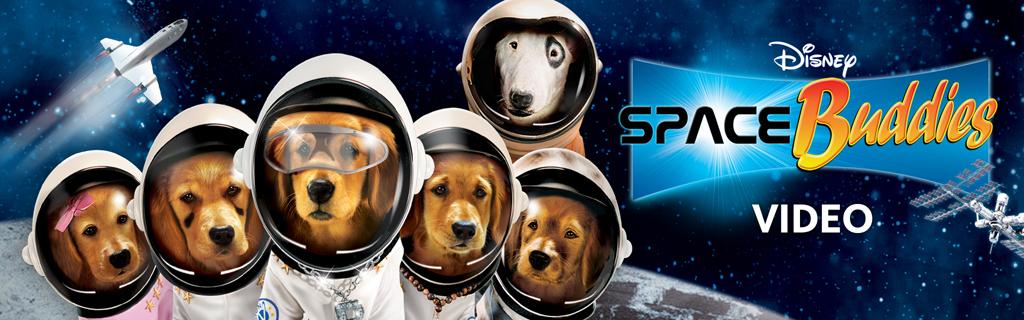 Space Buddies Video Hero