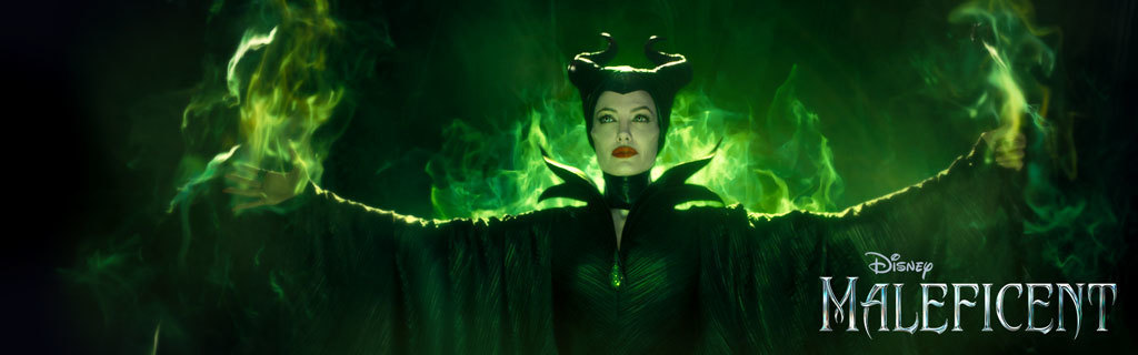 Maleficent - Video Page