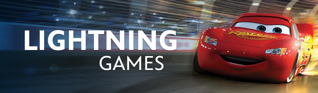 Lightning McQueen Games