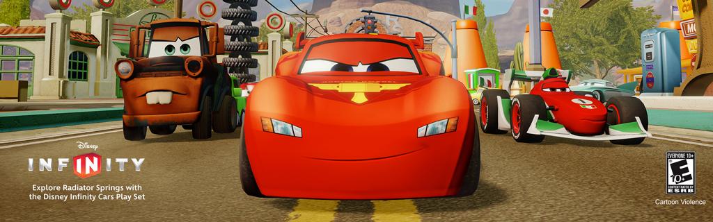 Cars Infinity Hero