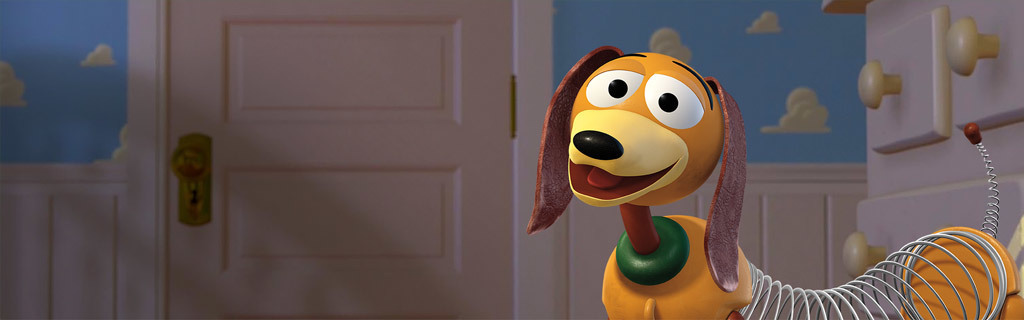 Toy Story Slinky Dog Hero