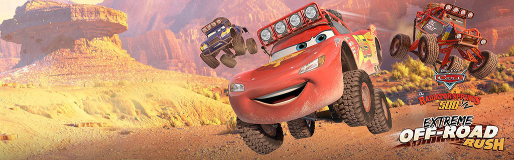 Radiator Springs Extreme Off Road