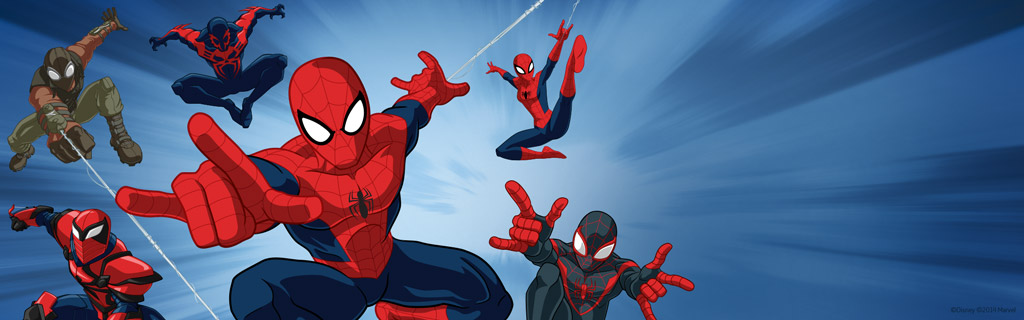 Ultimate spider man disney xd characters - photo#3