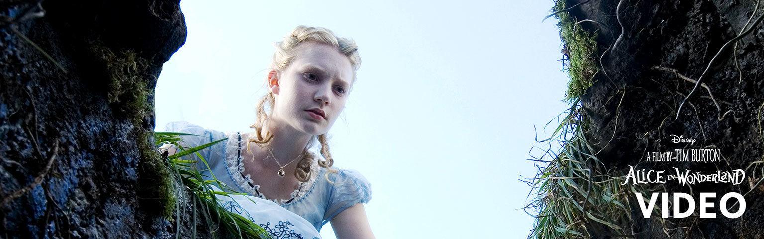 Alice in Wonderland - Video Hero
