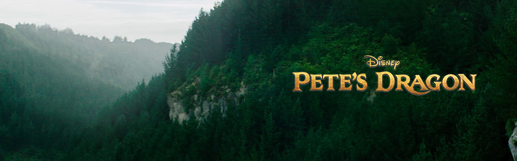Pete's Dragon - In Cinemas (Animated Hero)