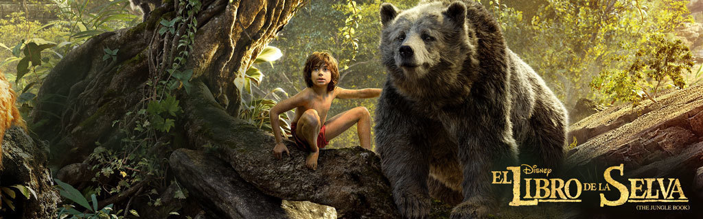 Jungle Book DVD - Homepage - Hero