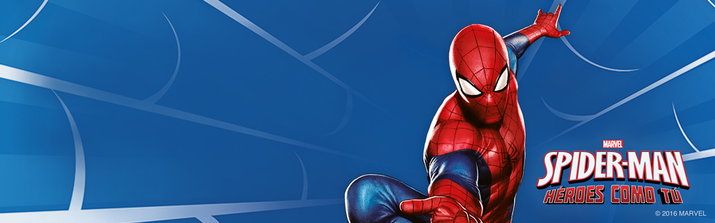 ES - hero up 2016 - Spider-Man