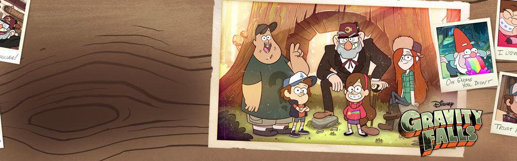 Gravity Falls - Episodio Completo