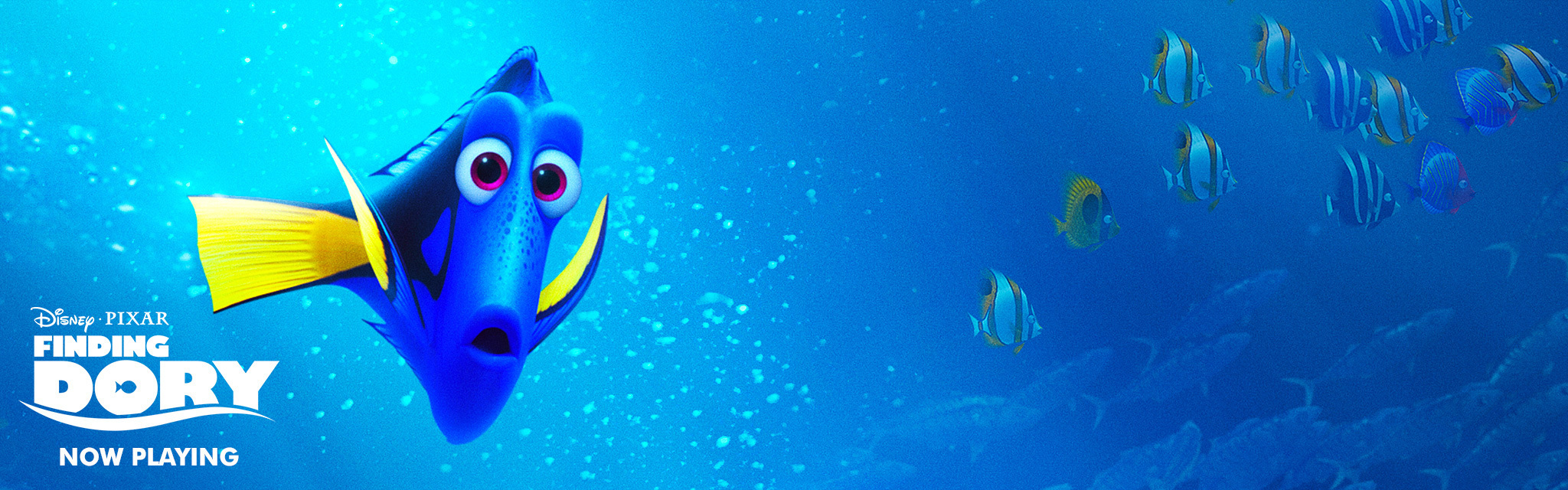 Finding Dory - Get Tickets - Hero