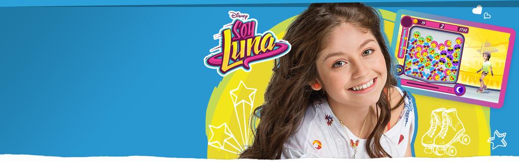Soy Luna (Homepage - Large Hero Promo)