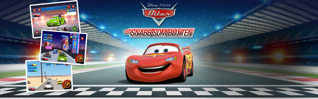 UK - Homepage - Cars Game - Lightning Mcqueen