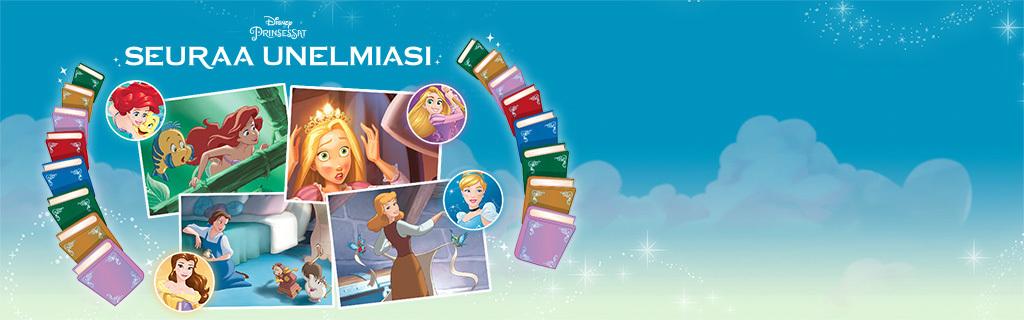 FI - Dream Big Princess Storybooks