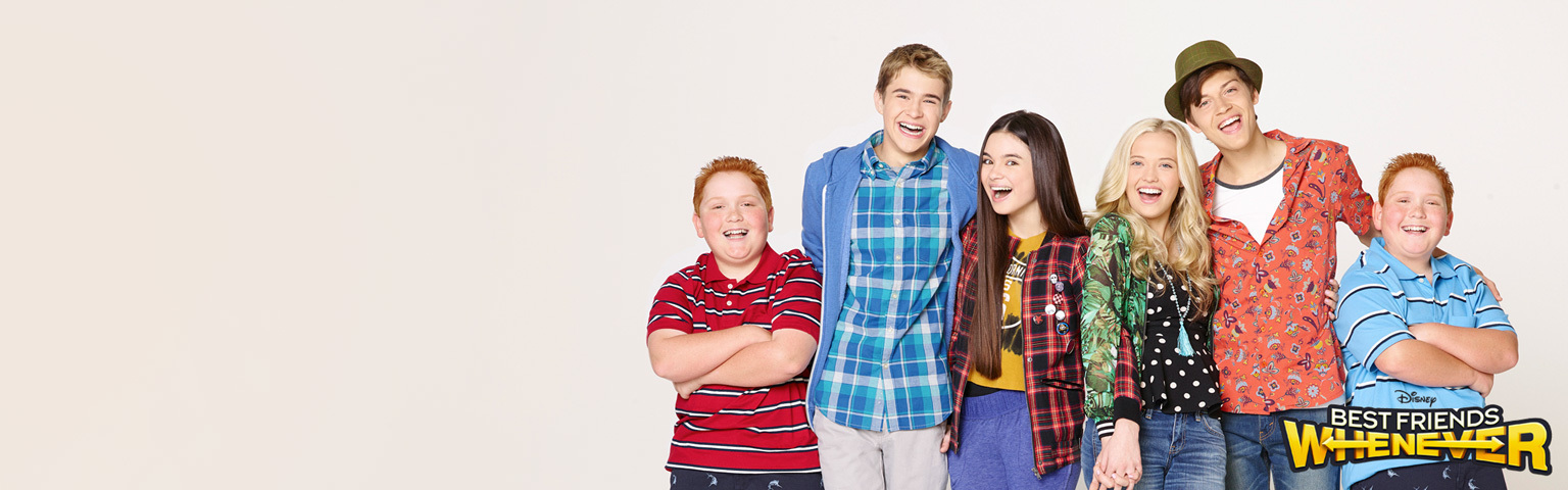 DC Showpage Hero - Best Friends Whenever AU