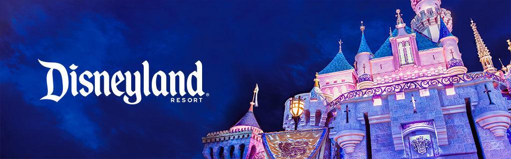 Disney Parks - Disneyland Property - Hero AU