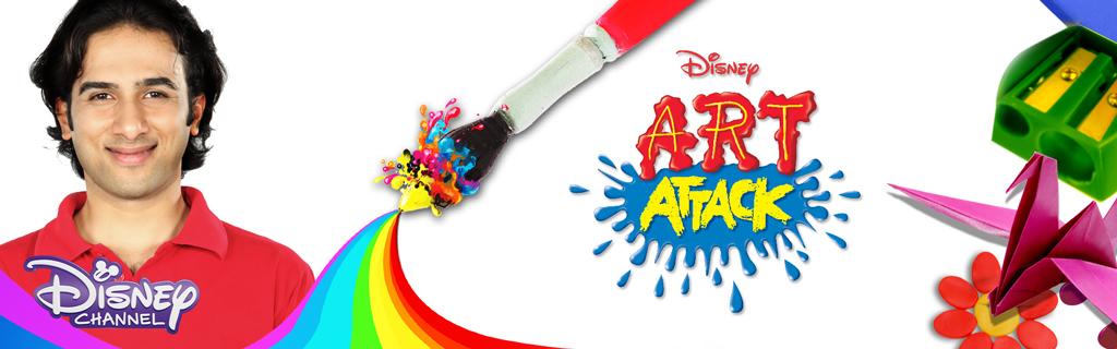 Art Attack - Season 3 Hero