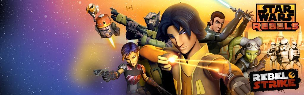 Star Wars Rebels: Rebel Strike