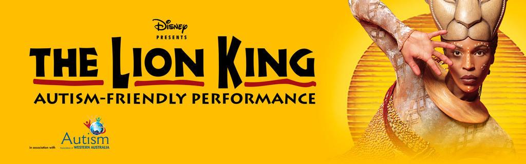 The Lion King - Autism-Friendly - Property - Hero AU