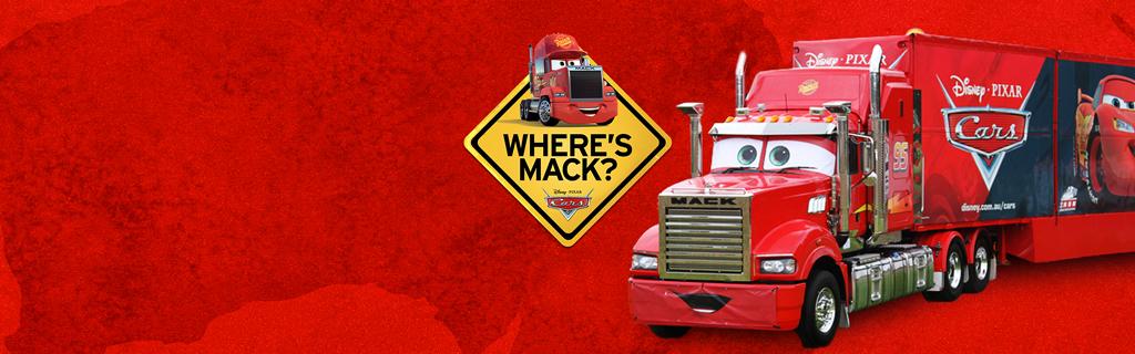 Where's Mack Homepage Hero