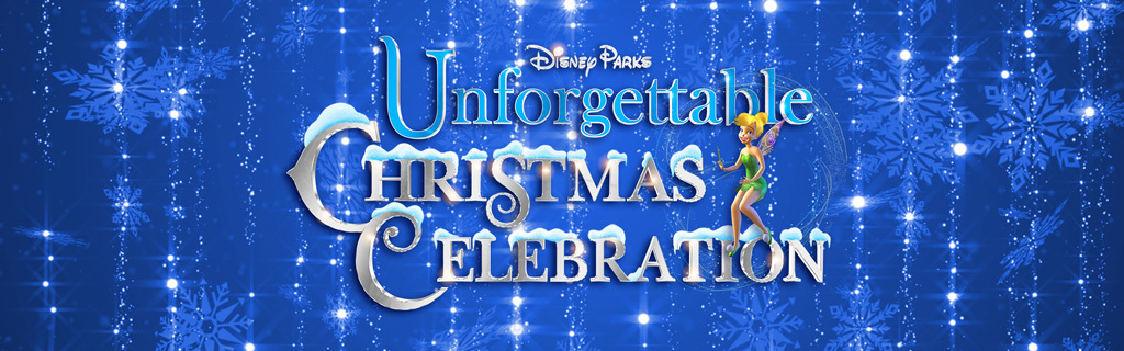 Disney Parks Christmas Day Parde 2015