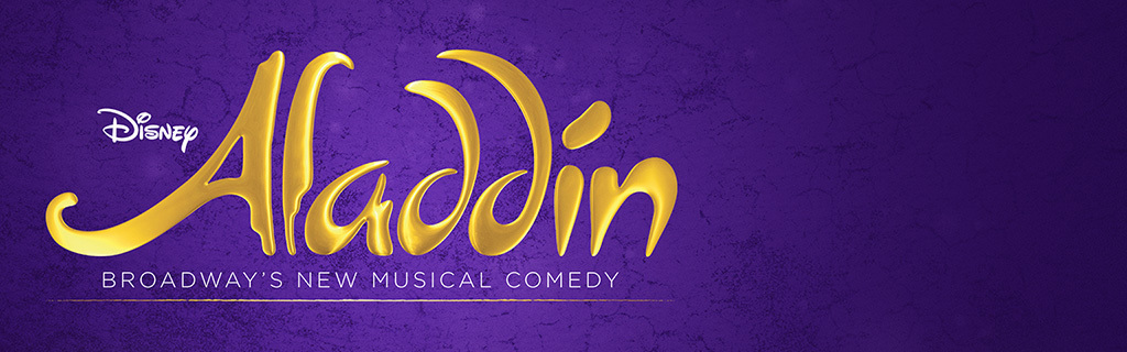 Live Shows AU- Aladdin The Musical - On Sale